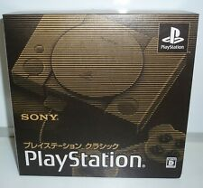 CONSOLE SONY PLAYSTATION MINI CLASSIC SCPH-1000R J JAPAN PS1 BOXED NEW