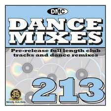 Dance Mixes Issue 213 Chart Music DJ CD * Remixed Chart Tracks *