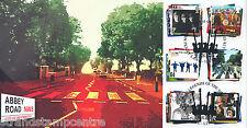 2007 sellos de los Beatles () - Steven Scott Abbey Road Alt oficial - 30 producido!!!