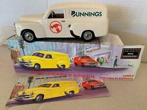 "Mint & Boxed  Holden FJ ""Bunnings Ryobi"" MB020. Scale 1:25"