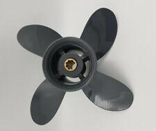 Aluminium propeller  9 1/4 x 10  Honda Outboard 8 9.9 15 20 hp Pitch 10 4 BLADE