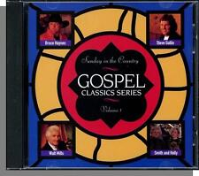 Gospel Classics Series, Vol. 1: Sunday In the Country - New 1995 Country CD!