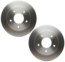 NEW Pair Set of 2 Front Disc Brake Rotors ACDelco For Chevy Astro GMC Safari AWD