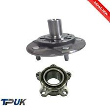 BRAND NEW FRONT WHEEL HUB + BEARING TRANSIT MK6 2000-2006 SINGLE WHEEL 2.0 2.4