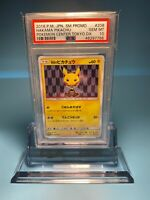 PSA 10 Pokemon Japanese Card 208/Sm-P Hakama Pikachu 2018 Promo Tokyo