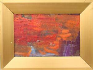 Ursula Spottiswoode- 1952-2015 - Sunset over Walberswick