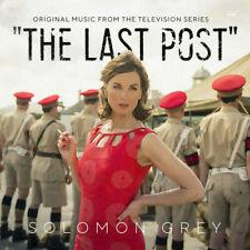 Solomon Grey The Last Post Original Music From 2017 Vinyl LP Album New/