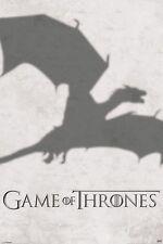 Poster GAME OF THRONES - Dragon Shadow / Season 3 NEU!! 57908