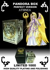 Saint Seiya Myth Cloth Pandora Box Athena Saori Die-cast Perfect Version SM17