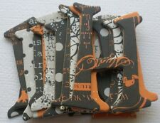 {163 Pc} APOTHACARY -  Halloween Alphabet & Letter Chipboard Embellishment Pack