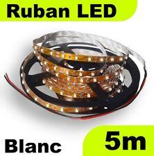 801M/5# Ruban LED blanc 5m -- 300 LED 3528 -- strip LED white