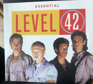 Level 42 : The Essential Level 42 CD Box Set 3 discs (2020) New Sealed Free Post