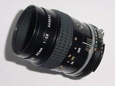 Nikon 55mm f/2.8 Micro-NIKKOR AIs MACRO Manual Focus Lens  * as MINT