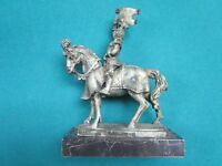 "Depose Italy 114 Armatura XVI SEC  Medieval Knight 7"" FIGURINE [a12*]"