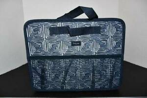 Thirty One Fold N File DELUXE Organizer in Windswept Diamonds NWT