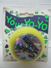 Your YO YO Super Daughter 1995 yellow unused