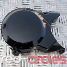 BLACK PIT BIKE STATOR PLATE COVER CASING ZONGSHEN DAYTONA ANIMA 150 (NO SPROCKET