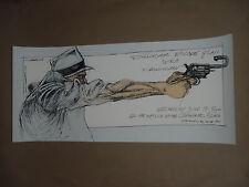 The Dillinger Escape Plan Derek Hess signed concert poster screen print art