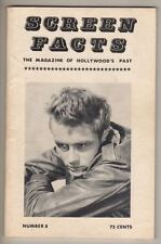 "James Dean  ""Screen Facts""  Magazine  Cover Story 1964  15  PHOTOS"