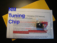 Universal Oxygen Sensor Chip Simulator O2 with Heater