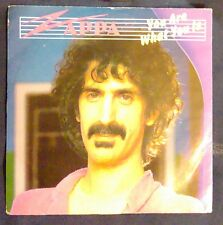 """ZAPPA """"YOU ARE WHAT YOU IS"""" 7"""" PS '81 UK ORIG. CBS A1622"""