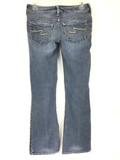 Silver Jeans Women's AIKO Flare Medium Wash Size 26 X 31