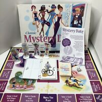 Classic Mystery Date 2005 Board Game Milton Bradley Dating Complete