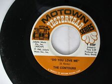 Contours Do You Love Me / Shake, Sherrie 45 Motown Yesteryear 1988