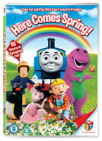 Hit Favourites: Here Comes Spring DVD (2011) Barney cert U ***NEW*** Great Value