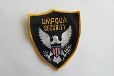 UMPQUA SECURITY PATCH