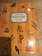 Schöne alte Kinderlieder | Buch | Zustand gut