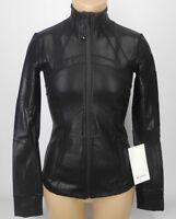 NEW LULULEMON Define Jacket 2 4 6 8 Luminosity Foil Print Black FREE SHIP