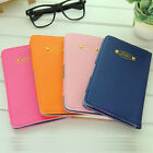 New Journey Travel Passport Holder Wallet Purse ID Card Organizer Case Cover