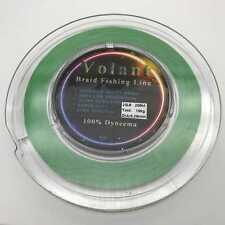 10LB 200M GREEN FISHING LINE 100% DYNEEMA PE BRAID LINE 400m 600m 800m 1000m