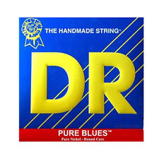 DR Strings PHR-12 Pure Blues Extra Heavy Electric Guitar Strings +Picks