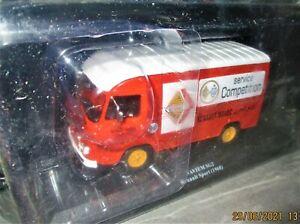 VÉHICULES D'ASSISTANCE 1/43 N  25 SAVIEM SG2 Vehicule d'assistance rallye 1/