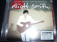 ELLIOTT SMITH Heaven Adores You – Ost Soundtrack Australian CD - New