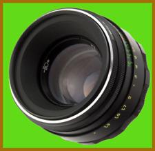 Lente HELIOS 44-2 M42 58mm f2 USSR biotar planare dSLR Canon 5D 600D 60D 6D...