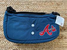 Atlanta Braves Fashion Team Jersey Purse Bag By Little Earth