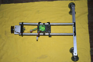 Time Lapse T-dolly/slider for Matheews tracks, motorized