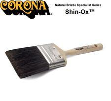 Corona Shin-Ox 3 Inch Paint Brush Ox Hair & Natural Bristle