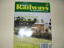 model railways in australia magazine   issue 36