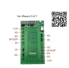 Battery Activation Charge Board with USB Cable For iPhone 4/5/6/7