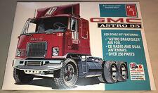 AMT GMC Astro 95 Semi Tractor 1:25 scale model truck kit new 1140
