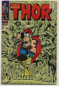 Thor 154 Classic Cover