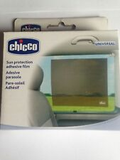 CHICCO - SUN PROTECTION ADHESIVE FILM TO BE USED ON INSIDE OF CAR WINDOWS - BNIP