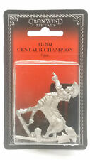Ral Partha Centaur Champion #01-204 Unpainted Classic Fantasy RPG Metal Figure