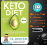Keto Diet: Your 30-Day Plan to Lose Weight, Balance Hormones, By Dr. Josh Axe🔥