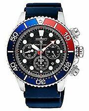 Seiko Prospex Men's Black Watch - SSC663P1