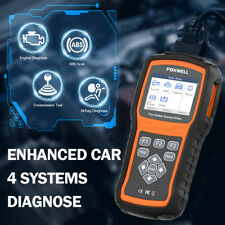 Foxwell nt604 OBD2 Scanner Car Diagnostic Tool Code Reader Engine ABS SRS AT